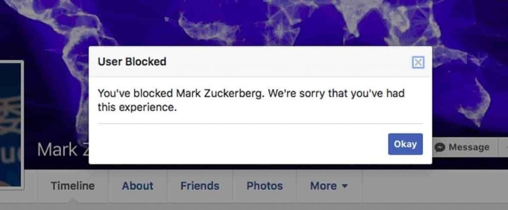 ai in cybersecurity facebook hacked